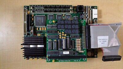 Kontron Single Board Computer Computer P166 32mb Diskonchip R8