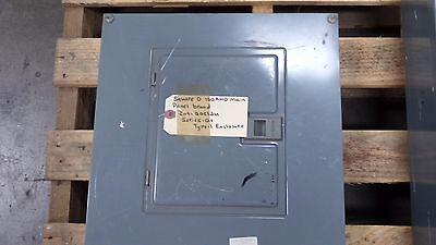Square D 100 Amp Main Panel Board Cat Q0c12u