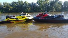 2 x 2015 265 Sea Doo Jet Skis with trailer and lots of extras!!! Blacktown Blacktown Area Preview