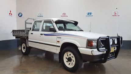 1998 Ford Courier Ute North St Marys Penrith Area Preview