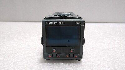New Eurotherm 2416 P4 Vh H2 Xx Am Eng Temperature Controller 1pcs
