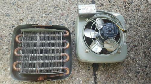 Modine Steam Or Hot Water Unit Heater Model HS18S01 Motor Fan