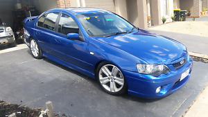 2007 BF Ford Falcon XR6 Melton South Melton Area Preview