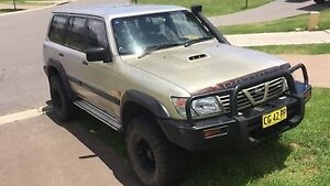 Nissan Gu Patrol Automatic 12mths rego loads of spares Rutherford Maitland Area Preview