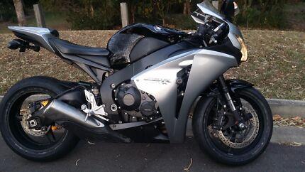 2010, 6225km, CBR1000RR Honda Fireblade