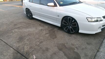 Advanti 20 inch rims. Excellent condition St Clair Penrith Area Preview