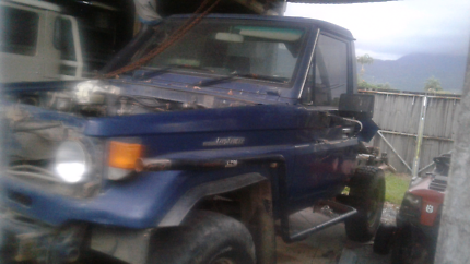 Hilux and 75 series landcruiser parts