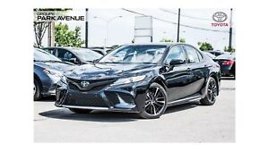 2018 TOYOTA CAMRY PROMO XSE TOIT PANO CUIR MAGS 19