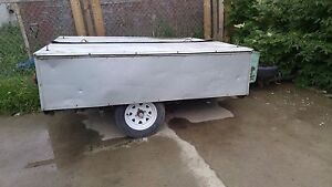 Covered utility trailer 500.00/trade PRICE DROP