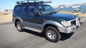 TOYOTA PRADO GXL 4X4 AUTO WAGON Bunbury Bunbury Area Preview