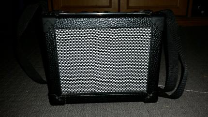 Livingstone Portable Guitar Amplifier!!!