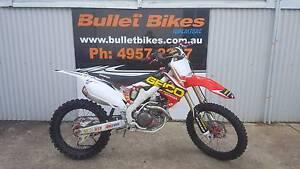 2009 HONDA CRF 450R MOTOCROSSER Mackay Mackay City Preview