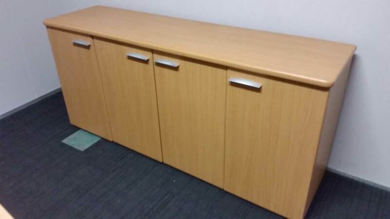 Gumtree Perth Credenza : Beech credenza with doors buffets side tables gumtree