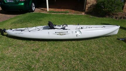Hobie Mirage Outback Kayak Raby Campbelltown Area Preview