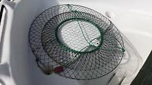 CRAB NET - WIRE BASE - ONLY $ 12.00 EACH - AT DINGHY WORLD Como South Perth Area Preview