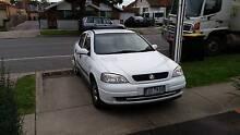 2002 Holden Astra Sedan Flemington Melbourne City Preview