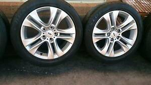 """17"""" FORD XR6 Rims and Tyres 245/45R17 Dandenong South Greater Dandenong Preview"""