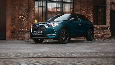 DS3 Crossback Frontansicht