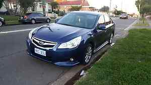 2010 Subaru Liberty Premium AWD B5 with log Bonner Gungahlin Area Preview