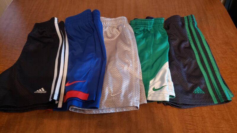 Nike Toddler 4t 5T 5 Shorts Adidas Clean
