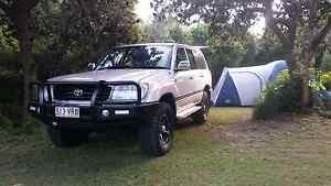 2000 GXL Landcruiser 105 series Banora Point Tweed Heads Area Preview