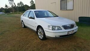 2006 Ford Fairlane Elimbah Caboolture Area Preview