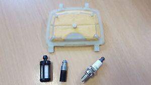 MACHINETEC COMPATIBLE STIHL MS171 MS181 MS211 AIR FILTER SERVICE KIT NEW