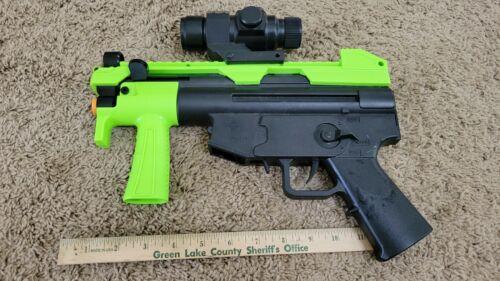 Crosman Z71 Zombie Eraser Air Soft Gun For Parts Untested