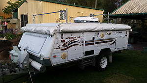 Jayco outback swan Logan Reserve Logan Area Preview