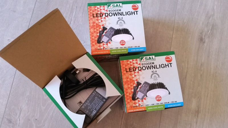 SAL Ecogem LED Downlight S9041 TC | Ceiling Lights