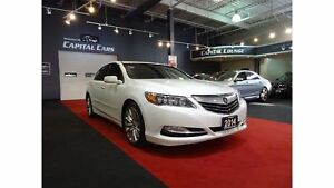 2014 Acura RLX TECH PKG / NAVIGATION / BACK UP CAMERA