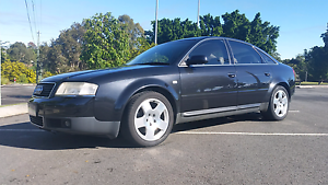 Audi A6 4.2 V8 Quattro 2002 Rochedale South Brisbane South East Preview