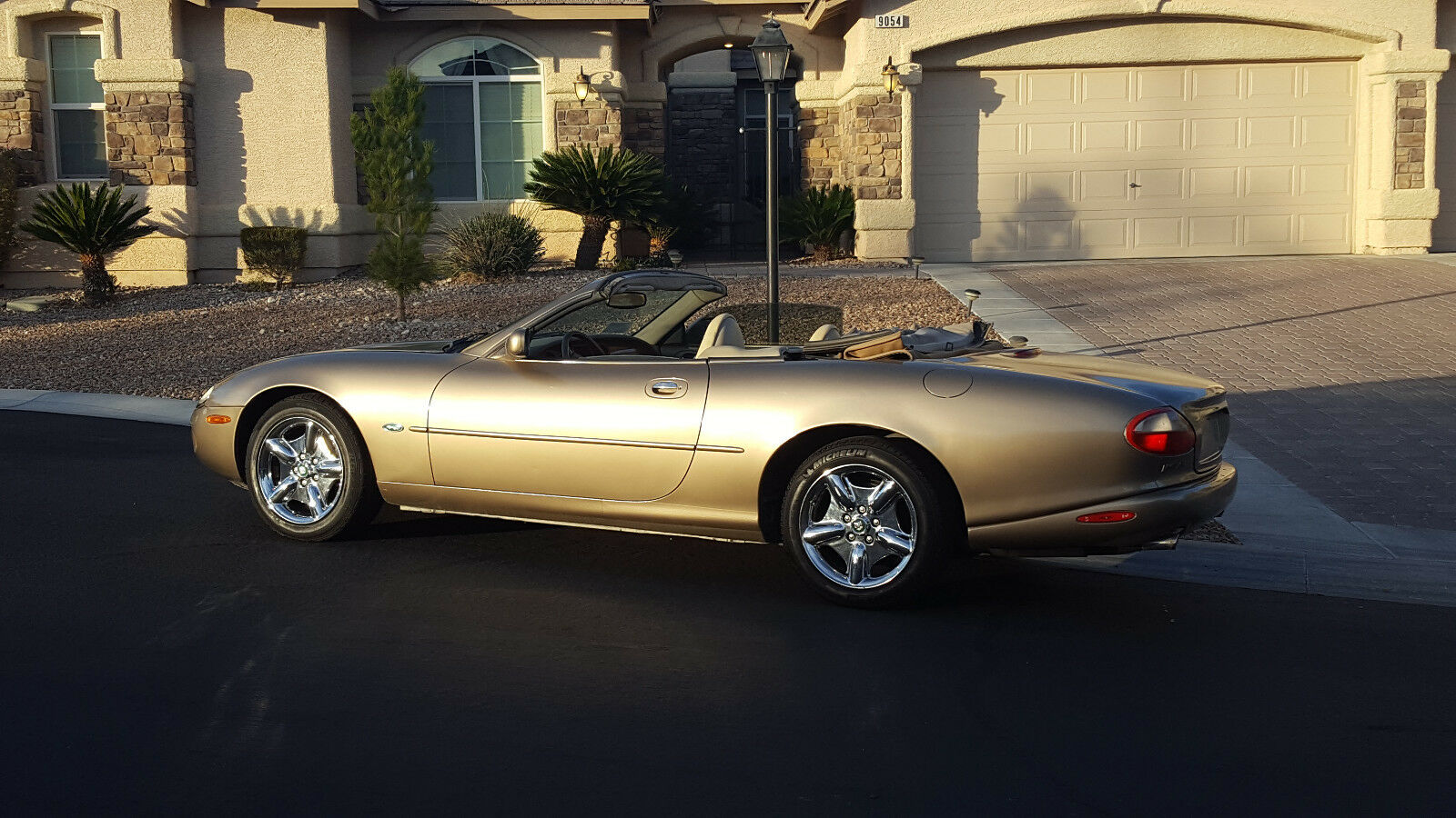 1999 Jaguar XK8 2dr Convertible Garage kept, maintained well. Runs and drives Great. Miles 95,964 Very NICE!!