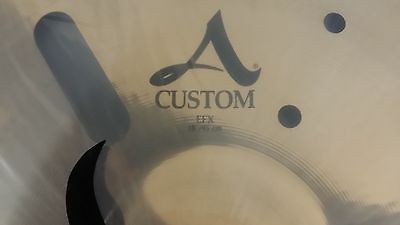 "(Zildjian 18"" A Custom EFX A20818 best offer me lowest price)"