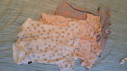 Baby toddler clothes - pure baby, origami dress, bonds summer one Doncaster Manningham Area Preview