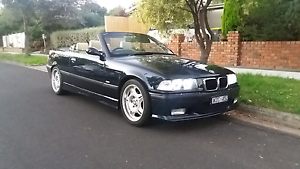 1998 BMW 3 Convertible Mitcham Whitehorse Area Preview