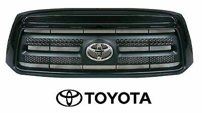 Toyota Tundra Rock Warrior Painted Black 202 Grille Genuine OE OEM
