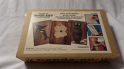 Комплекты Hands-on Wood Art Creative Arts