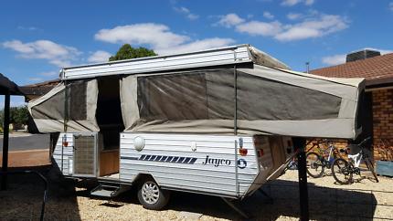 Windup camper