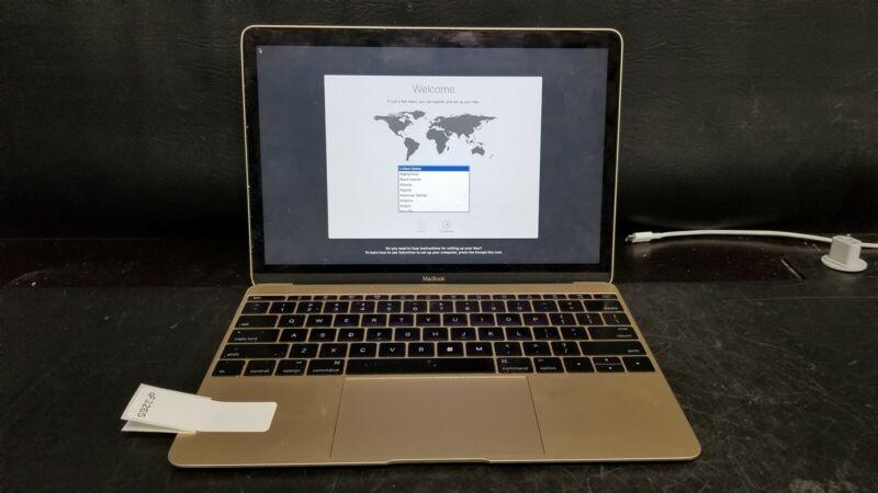 """Apple MacBook MLHA2LL/A Core m5 1.1 12"""" 8GB 512GB SSD"""
