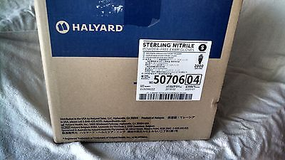 Sterling Nitrile Halyard Gloves 50706 Small Kimberly Clark Case Tattoo 2000Ea