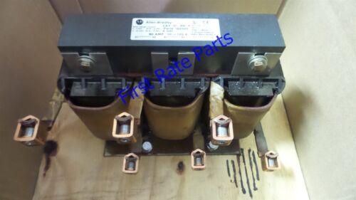 Allen-Bradley 1321-3R80-B Line Reactor 3PH 80A 162340 200 - 690V AC Three Phase