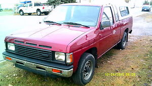 1992 Nissan Extended Cab Truck call: 587 575 0590
