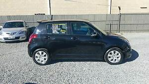 2009 SUZUKI SWIFT RARE RE4 HATCH AUTOMATIC LOW KMS ONLY $9,990 Hampstead Gardens Port Adelaide Area Preview
