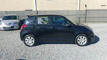 2009 SUZUKI SWIFT RARE RE4 HATCH AUTOMATIC LOW KMS ONLY $8,990