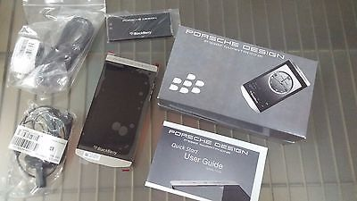 Inbox Brand New BlackBerry Porsche Design P9982 Black UNLOCKED 64GB 2GB RAM