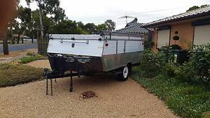 1988  Sunwagon Camper converted for Offroad Salisbury Salisbury Area Preview