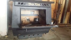 Blaze king wood burning stove