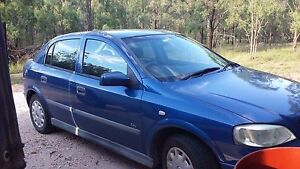 2002 Holden Astra Gatton Lockyer Valley Preview