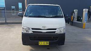 WOW! 2011 TOYOTA HIACE - AUTO - TURBO DIESEL - 95,000KM IMMACULAT Coburg North Moreland Area Preview
